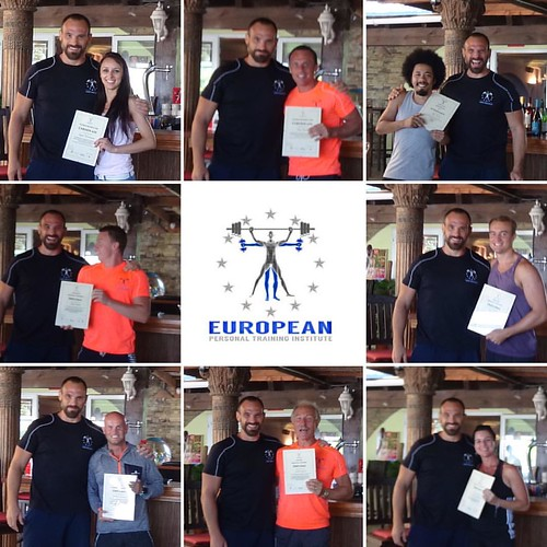 #personaltrainertraining #epti#fitnessmarketing #becomeapt #ptcertification   EPTI October practical course Fit-Pro Certification Day