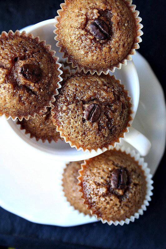 Coffee Almond Petite Cakes 2