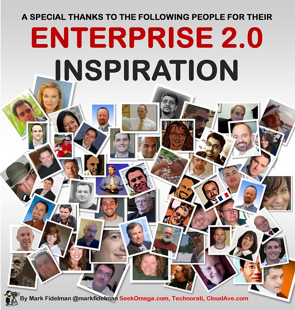 Enterprise 2 thank you infographic