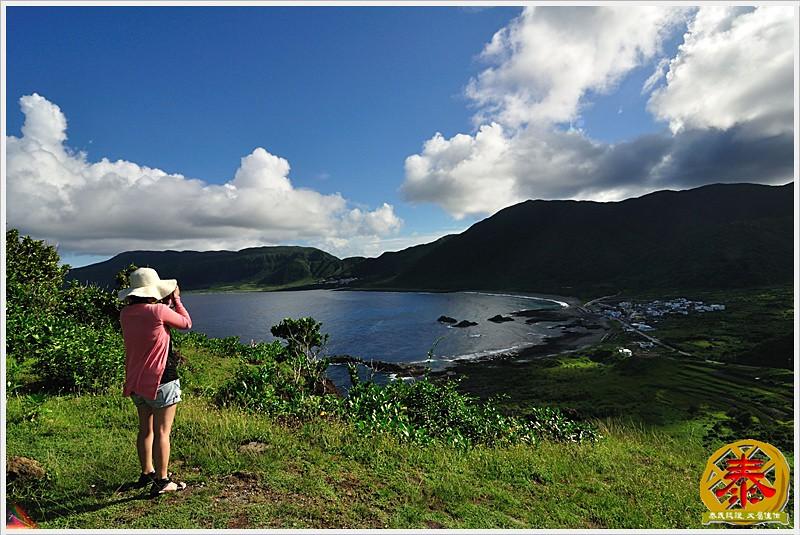 蘭嶼 Day3-情人洞旁的無名山頭+東清海邊 (6)