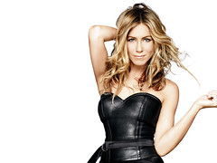 Jennifer Aniston Actrees Wallpaper by fesiyal_2011
