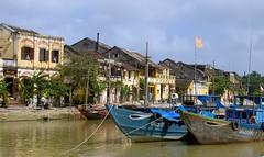 Hoi An Harbor_9196-II (adp777) Tags: vietnam hoian 31109 pfosilver themeurbansceneacloserinview httpwwwflickrcomgroupsfaceoffdiscuss72157615053835933