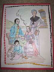Colonial Lapbook Cover