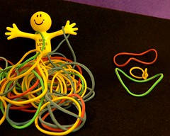 rubber bands on 29 November 2010 - day 333