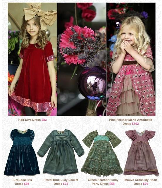 I love gorgeous, vestidos para niña de I love gorgeous, moda infantil de fiesta