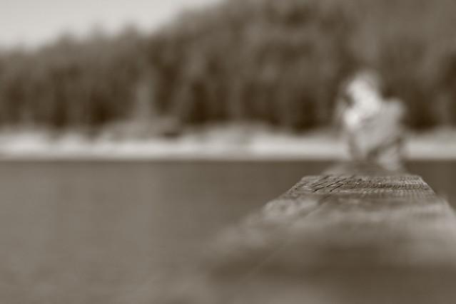 time at lake 354
