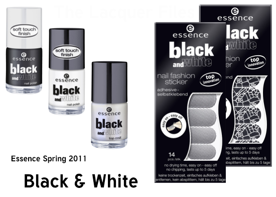 Essence Black & White Spring 2011