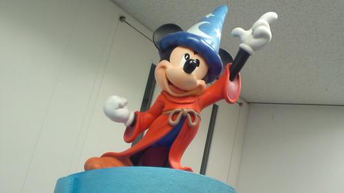 Fantasista Mickey!