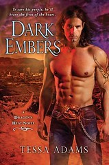 July 6th 2010 by Heat (TRD)   Dark Embers (Dragon's Heat, #1) by Tessa Adams