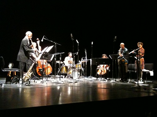 Roscoe Mitchell & his ensemble