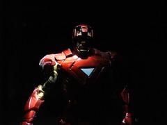 Playing with ilumination: Marvel Select  Iron Man (from Iron Man 2) (THE AMAZING KIKEMAN) Tags: 2 man robert photography spider iron action jr tony classics figure marvel stark select downey