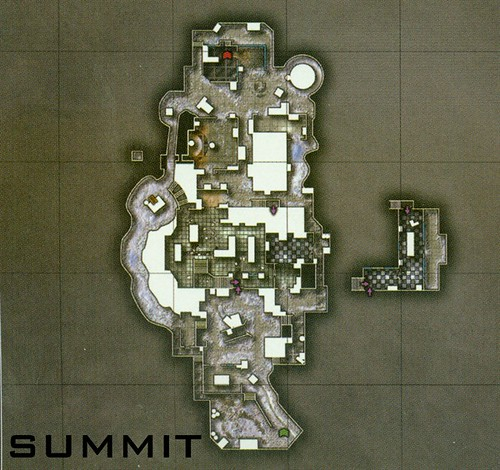 Summit Overhead View