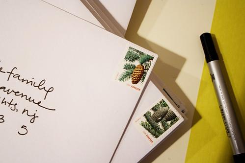 sendingchristmascards