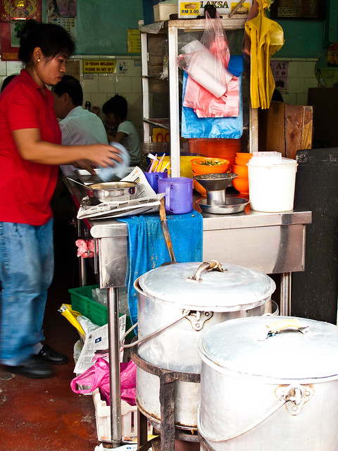 IMG_0245 Preparing Penang Assam Laksa