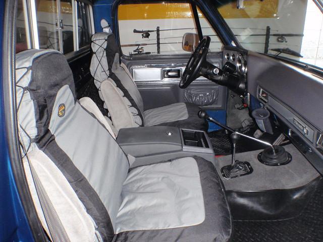 87 Chevy 4x4 nv4500 manual transmission
