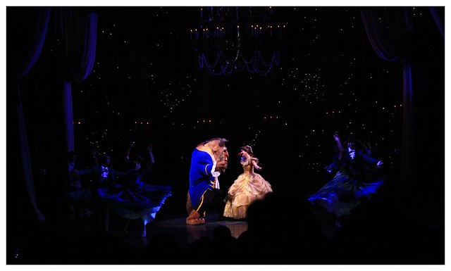 Beauty and The Beast。。。。