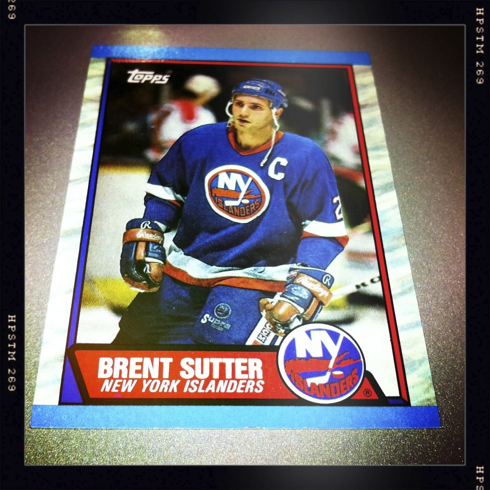 68/365: Brent Sutter