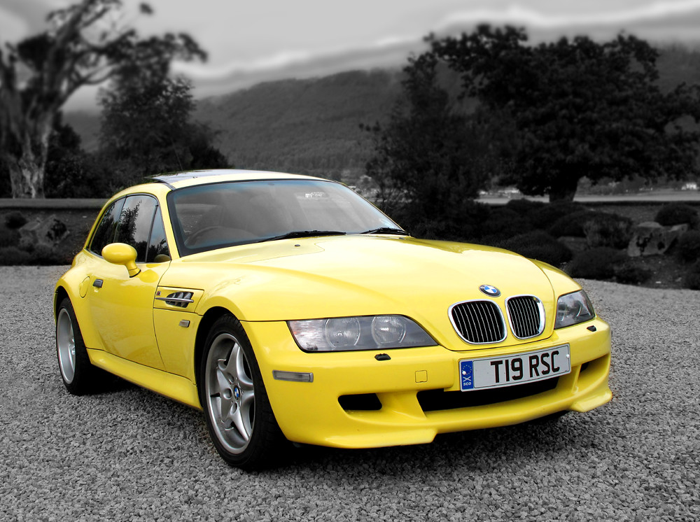 2000 M Coupe Dakar Yellow Black Coupe Cartelcoupe Cartel