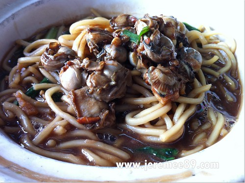 Song River @ Gurney Drive - Oyster Mee
