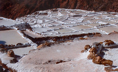 Jak Inkové získávali sůl