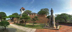 TW - Anping Old Fort ( Tainan ) (BirdMission) Tags: travel panorama taiwan     sonydschx5v