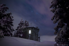 Snow Escape (Ben Canales) Tags: snow night dark stars star twilight ben trail mthood starry canales oreogn Astrometrydotnet:status=failed thestartrail Astrometrydotnet:id=alpha20101248586632