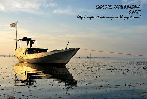 sunset.INDONESIA