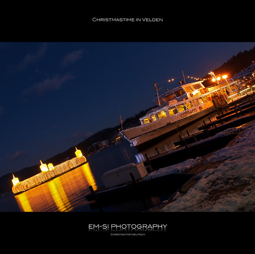 youcaptured me in Velden - photowalk