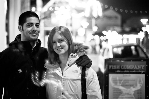 Kes and Aileen, Downtown REK on Flickr