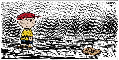 Charlie Brown baseball