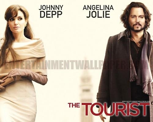 wallpaper movie 2011. The Tourist Movie Wallpaper