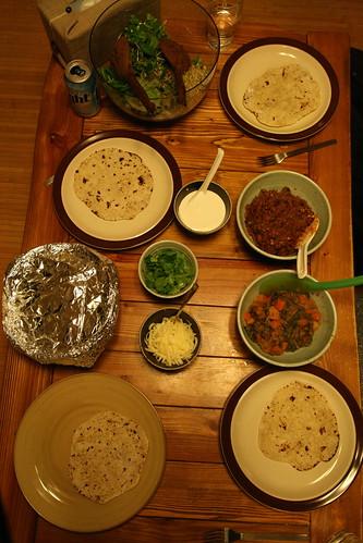 Indo Burritos