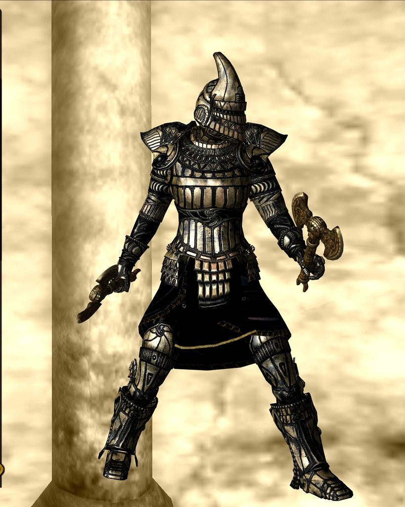 dwarven armor - dark 01