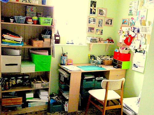my little mess [2] ;)