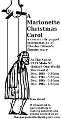 A Marionette Christmas Carol in Vancouver WA