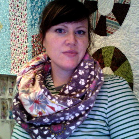 figure 8 scarf # 2