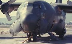 AnKhe Main - Sapper-Damaged C-130 1968 (aviatorr727) Tags: japan thailand army flying mac war bangkok aviation flight navy taiwan f100 korea vietnam f okinawa marines 105 fighters airforce phantom tac usaf hue saigon panam hercules twa danang c130 c141 airlift f4e reddevils khesanh f4c camranhbay pacaf f8u udorn tuyhoa 50thtas
