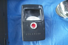 Polaroid Highlander Model 80A Light Meter (faithapatton) Tags: camera vintage polaroid highlander retro lightmeter landcamera ohthanks