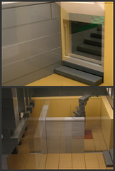Rdovre Townhouse: Flexible interior (Joh) Tags: house architecture denmark lego interior townhouse bricks danmark furnishings townplanning terraced rdovre lightgrey darkgrey rodovre flexiblelivingspace