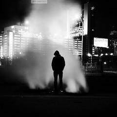 blow up (Jon DeBoer) Tags: portrait self detroit blowup