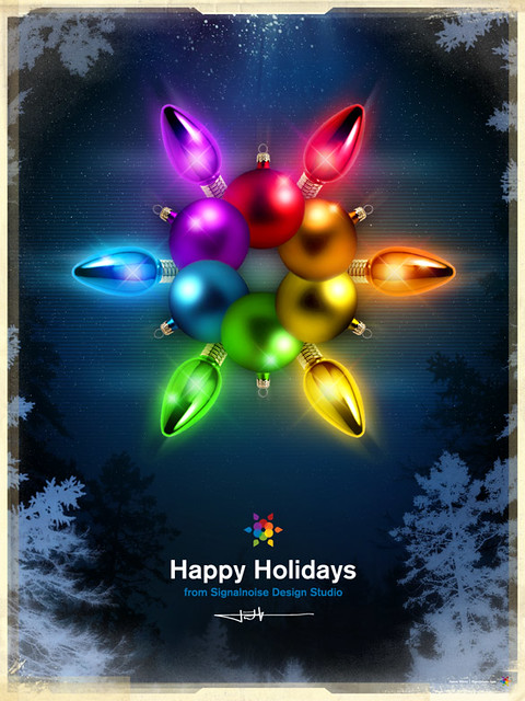 Happy Holidays from Signalnoise