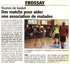 Estuaire, Frossay-Notre Sclérose