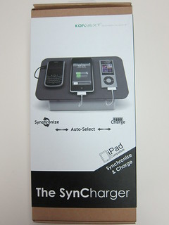 Konnect SynCharger