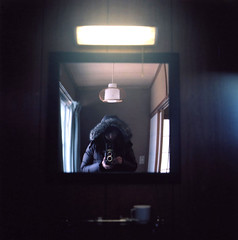 good-bye 2010 (mika-rin) Tags: 6x6 self mediumformat square happyholidays minoltaautocord