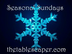 Snowflake Seasonal Sunday