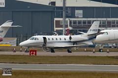 G-OROO - 560-5724 - Rooney Air - Cessna 560XL Citation XLS - Luton - 100215 - Steven Gray - IMG_7118