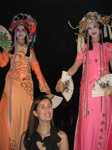 Geisha on Stilts