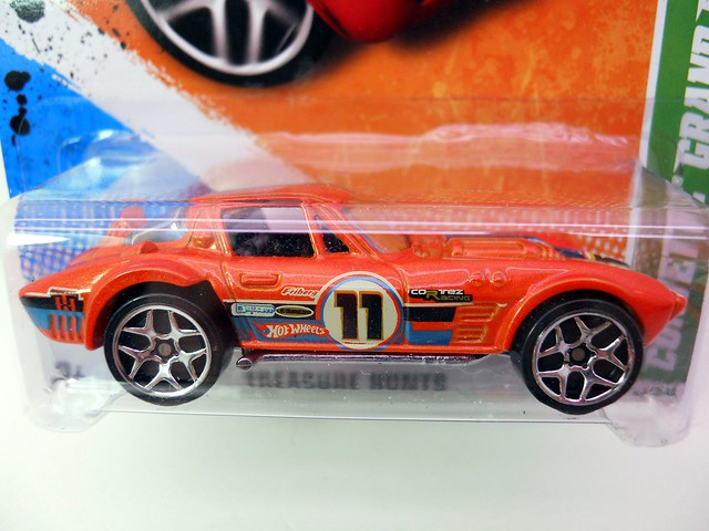 hot wheels treasure hunt corvette grand sport (2)