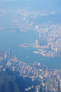 Hong Kong - Aerial View