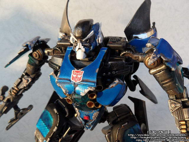 Transformers ROTF Jolt toy 1